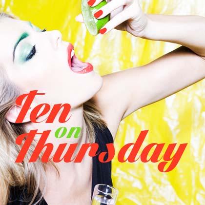 10 on Thursday
